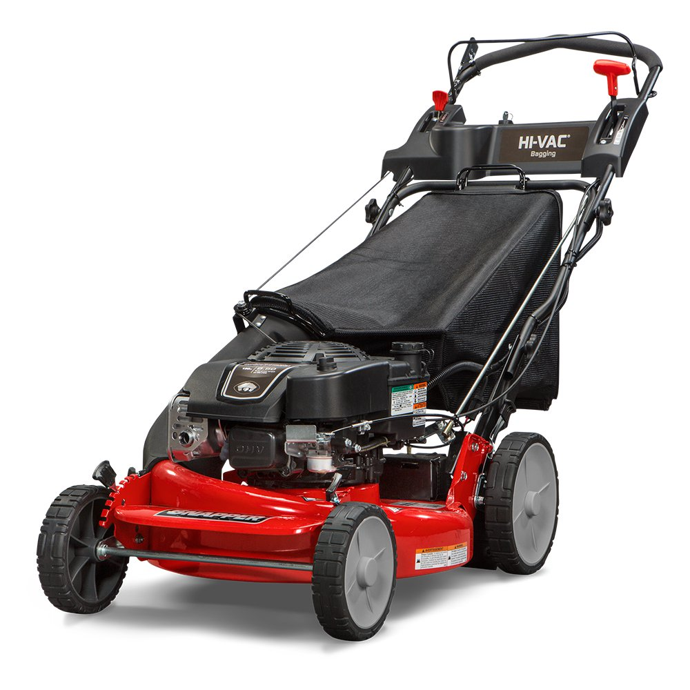 Snapper HI VAC 21 Inch Self Propelled Walk Behind Bag Lawn Mower | MOW-7800980 by Snapper