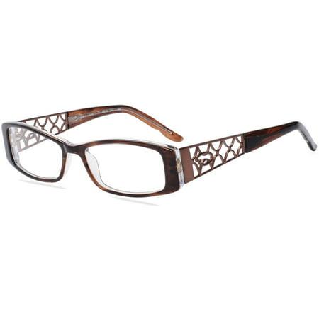 Oscar Womens Prescription Glasses  Osl700 Brown