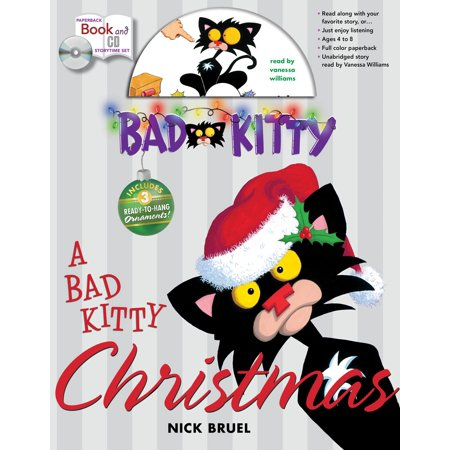 Bad Kitty Christmas Storytime Set ()