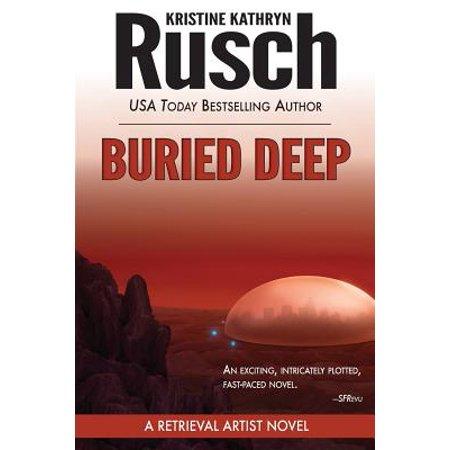 Buried Deep: A Retrieval Artist Novel by