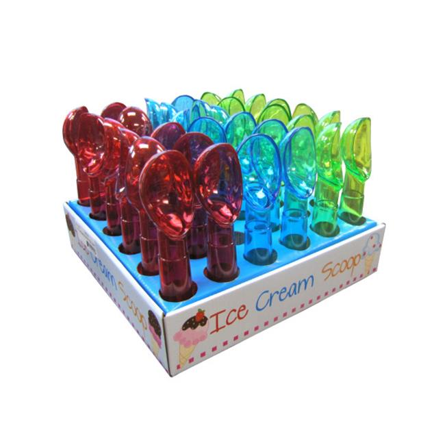 Click here to buy Ice Cream Scoop Display Case of 36 by Bulk Buys.