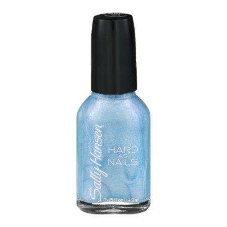 Frozen Makeup (Sally Hansen Hard as Nails Color, Frozen Solid, 0.45 Fluid)