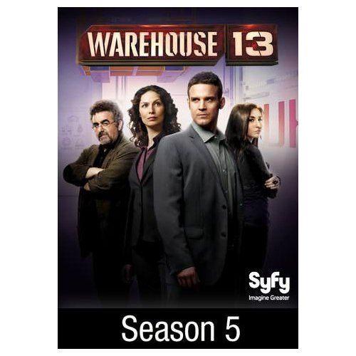 Warehouse 13: Season 5 (2014)