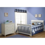 Sorelle 535-W Florence 4 in 1 Convertible Crib - White