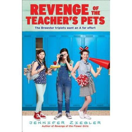 Revenge of the Teacher's Pets (The Teacher's Corner Halloween)