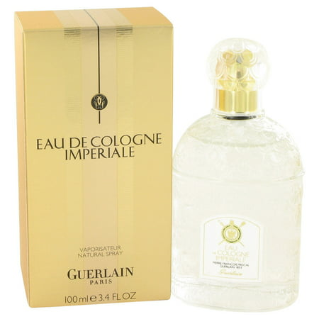 Guerlain IMPERIALE Eau De Cologne Spray for Men 3.4