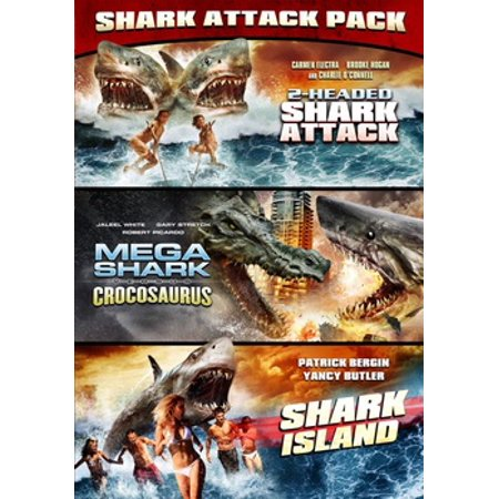 Shark Attack Pack (DVD)