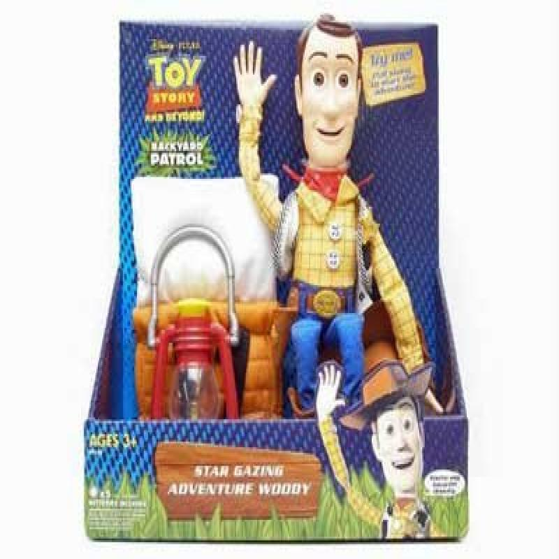 Toy Story and Beyond: Star Gazing Adventure Woody by