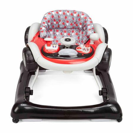 Delta Children Lil Drive Baby Activity Walker, (Choose Your Color)
