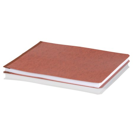 Acco Pressboard Report Covers  Top Binding For Letter Size Sheets  2   Capacity  Red