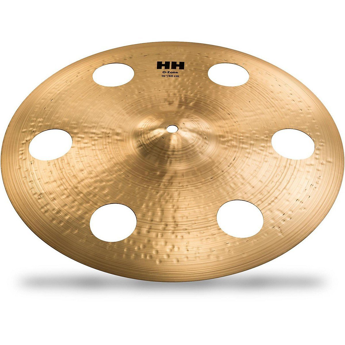"Sabian 11600 16"" HH Remastered O-Zone Crash Cymbal - Natural"