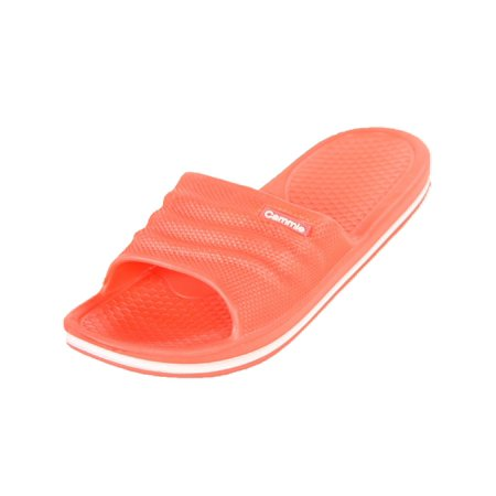Cammie Women's Comfort Slip On Slide Sandals
