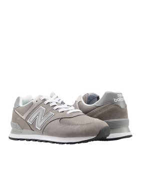 04172a677af0 Product Image New Balance 574 Grey Silver Men s Running Shoes ML574EGG