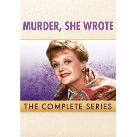 Murder  She Wrote  The Complete Series  Full Frame
