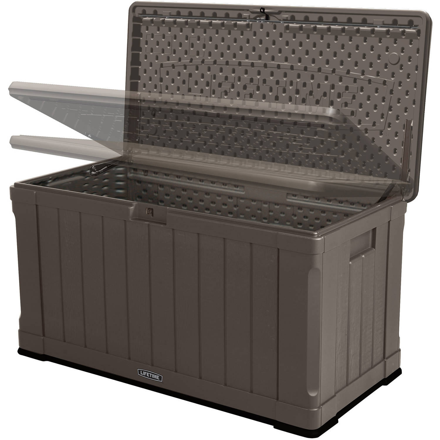 Lifetime Outdoor Storage Box (116 Gallon), 60089   Walmart.com