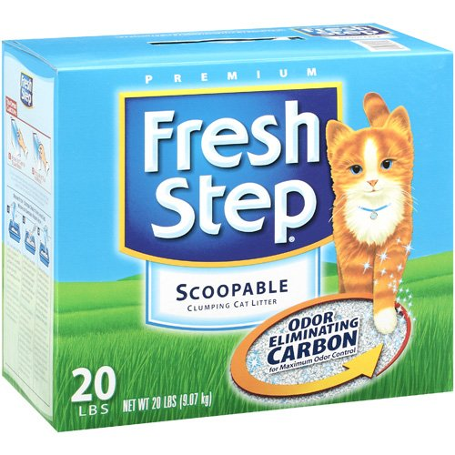 FRESH STEP SCOOPABLE 20#