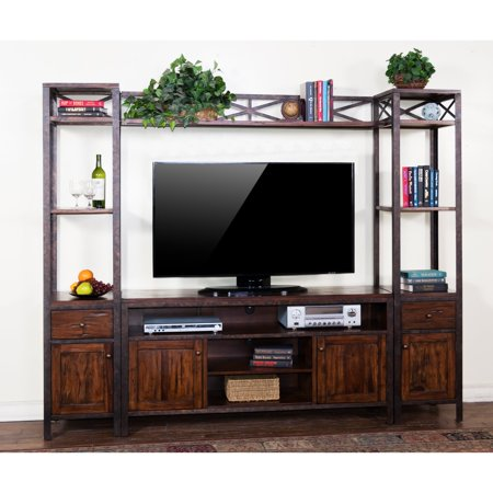 Crosswinds 60″ TV Console Wall