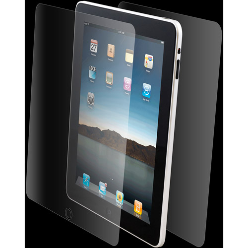 invisibleSHIELD for the Apple iPad, Full Body