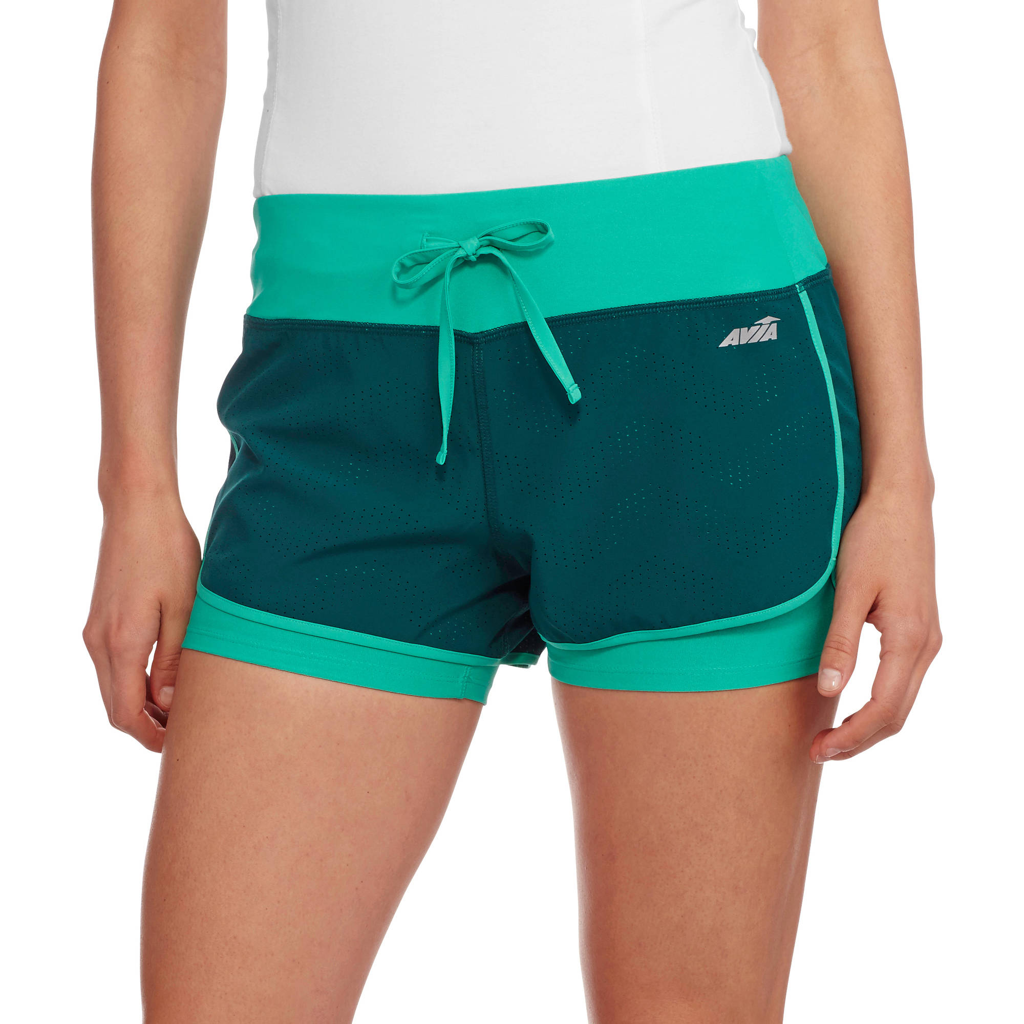 avia s performance running shorts with built in