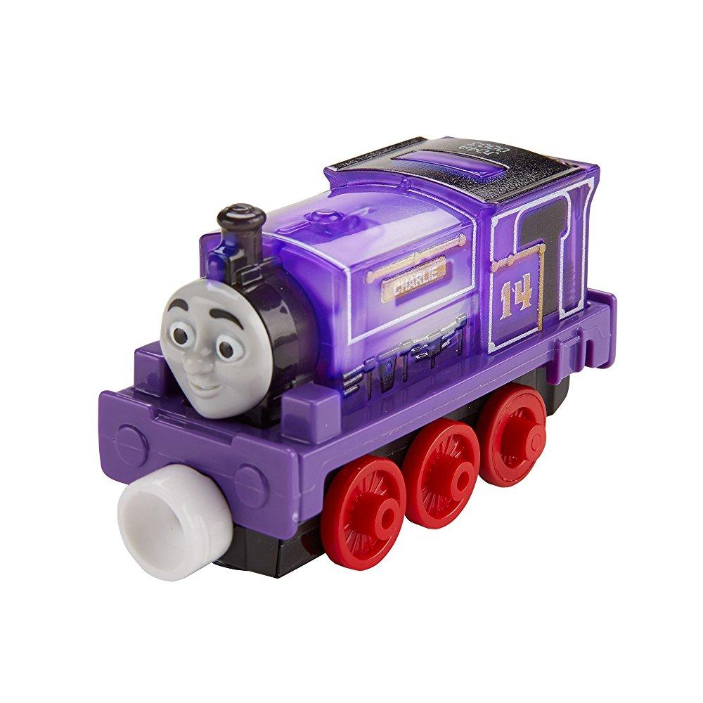 Fisher Price Thomas & Friends Take-N-Play Glow Racer Charlie by Mattel