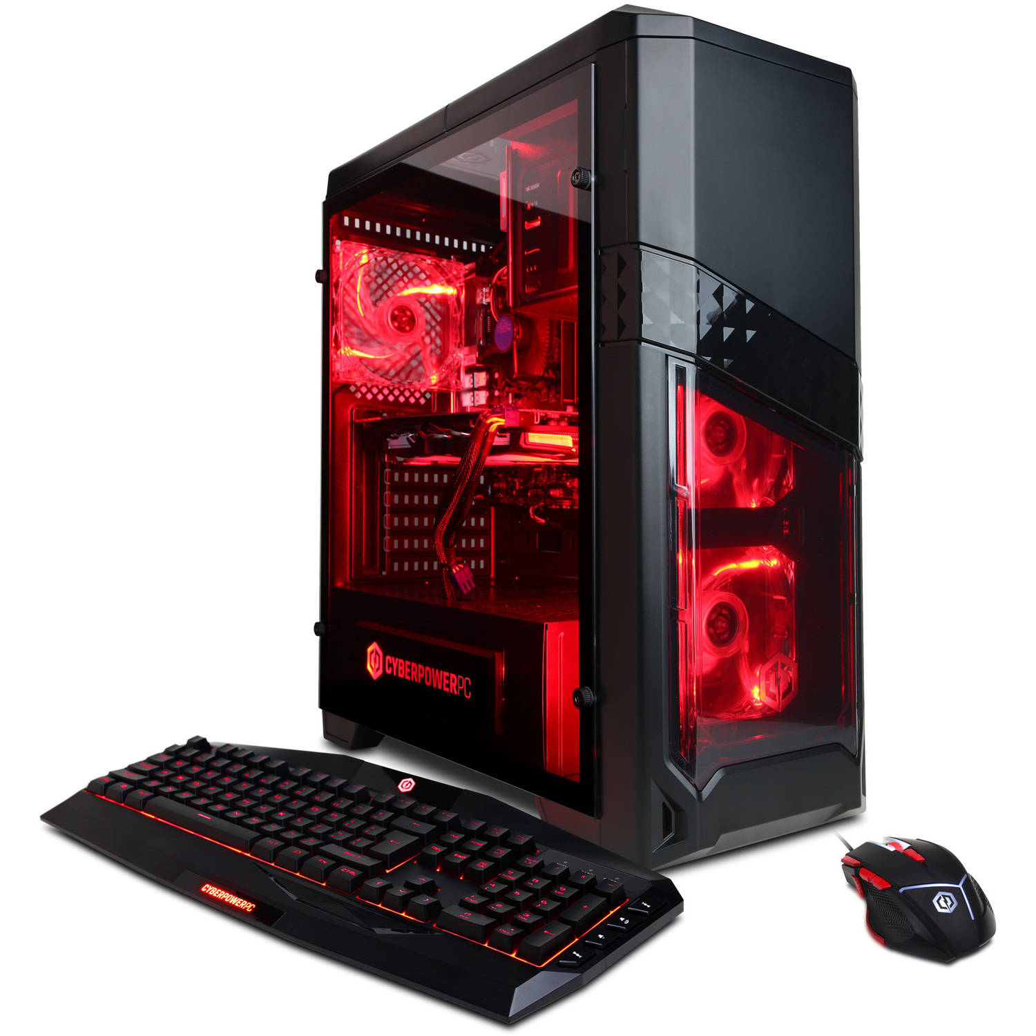 CyberPowerPC Gamer Xtreme GXi9960W Gaming Desktop PC with Intel Core i7-6700 Processor, 8GB Memory, 1TB Hard Drive and Windows 10 Home (Monitor Not Included)