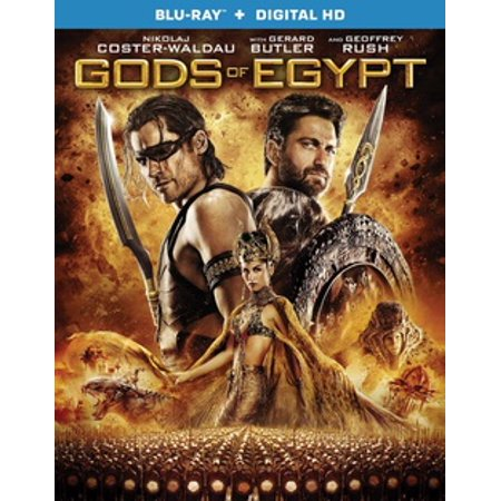 God Of Halloween (Gods of Egypt (Blu-ray))