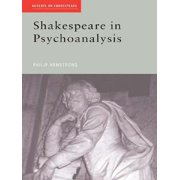 Shakespeare in Psychoanalysis - eBook