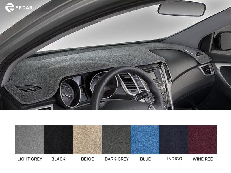 Car Dashboard Pad Dash Cover Mat For 1999-2006 Chevy Silverado//Tahoe//Suburban