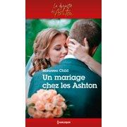 Un mariage chez les Ashton - eBook