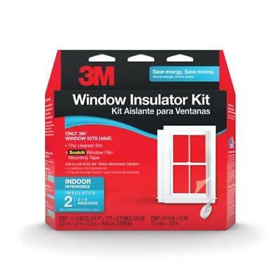 3M 74240 Indoor Window Insulator Kit