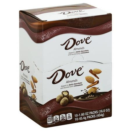 Mars North America Dove  Almonds, 10 ea