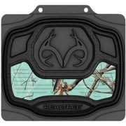 Realtree Signature Automotive Realtree Mint Rear Floor Mat - Signature Products Group Mint Realtree Outfitters -