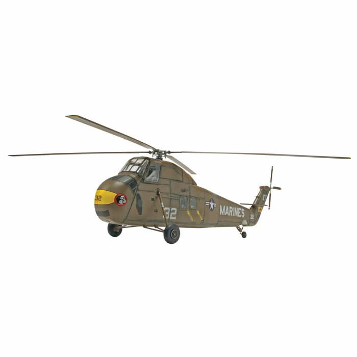 Marine UH-34D 1 48 Scale Plastic Model Kit Revell by Revell