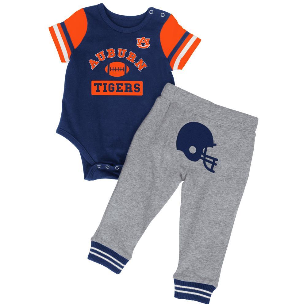 Baby Boys' MVP Auburn University Tigers Bodysuit and Pant Set