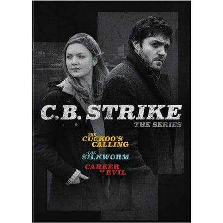 C.B. Strike: The Series (DVD)](Halloween Movie Series Box Office)