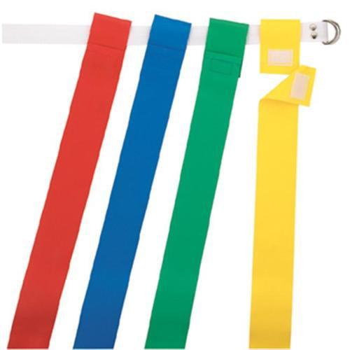 Dick Martin Sports MASFFS112BL Flag Football Set Of 12 Blue