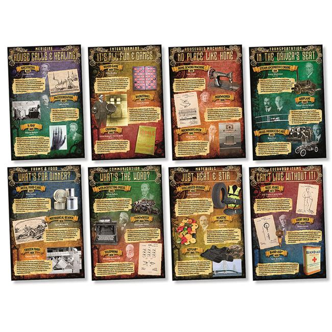 North Star Teacher Resource NST3076 Inventions 1810-1965 Bb Set