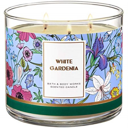 Works Gardenia - Bath and Body Works 3 Wick Scented Candle White Gardenia 14.5 Ounce