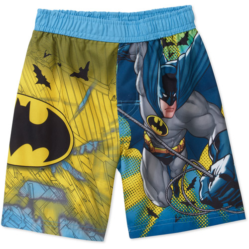 Batman - Dc Comics Licensed It Boy Swimwear