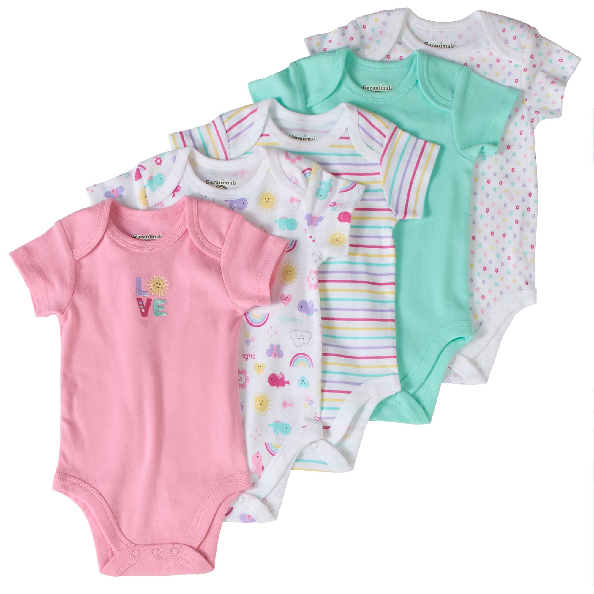 Newborn Baby Girl 20 Piece Layette Baby Shower Gift Set Walmart