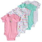 88be835a1 Garanimals Newborn Baby Girl 20 Piece Layette Baby Shower Gift Set Image 3  of 8