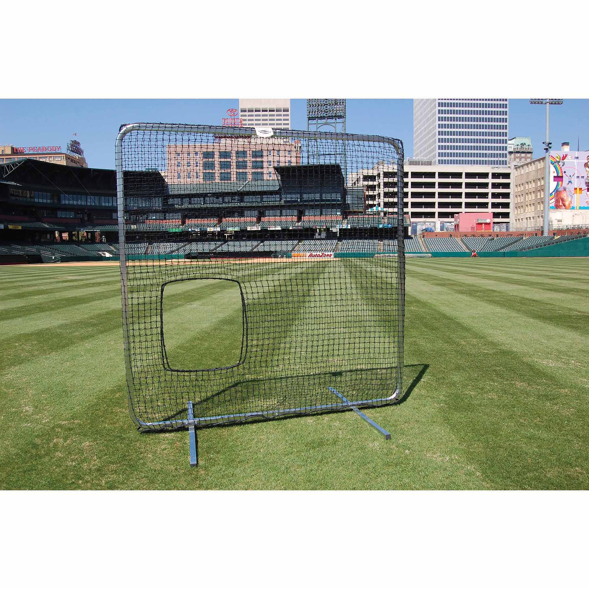 ProCage Soft ball Pitcher Replacement Net, 7' x 7'