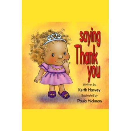 Saying Thank You - eBook - Thank You Halloween Sayings