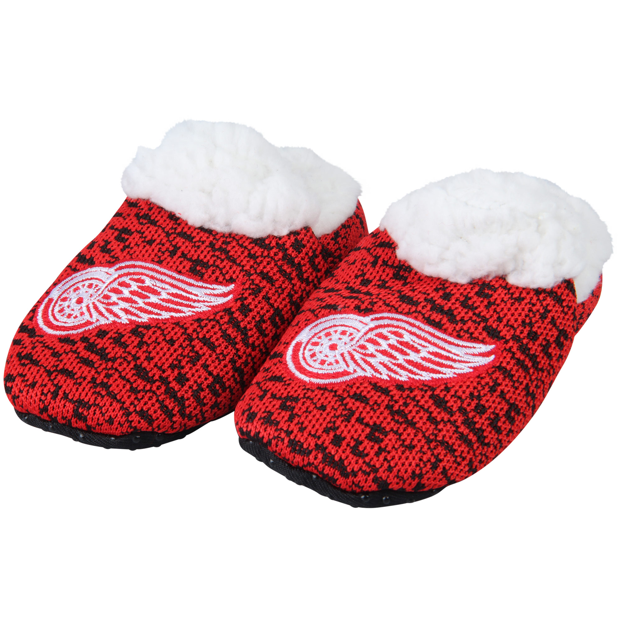 Detroit Red Wings Infant Knit Baby Booties