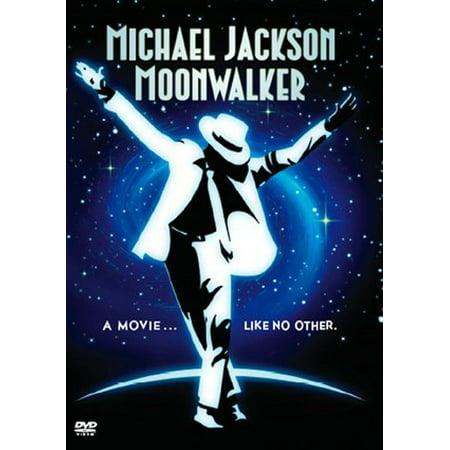Moonwalker ( Michael Jackson: Moonwalker ) [ NON-USA FORMAT, PAL, Reg.2 Import - Spain ] ()