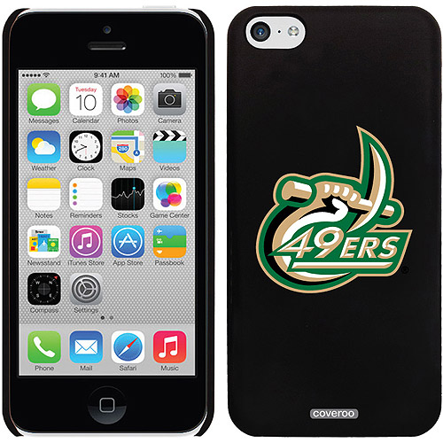 Coveroo North Carolina Charlotte 49ers Design Apple iPhone 5c Thinshield Snap-On Case