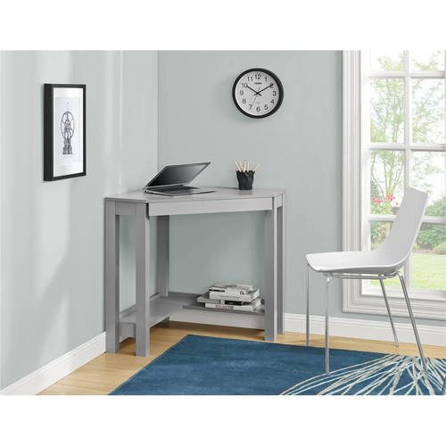 Altra Parsons Corner Desk with Mainstays Task Chair Set