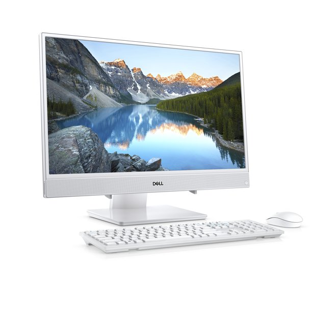 "Dell Inspiron 24 All-in-One (AIO) 3477, 23.8"", Intel® Core™ i3-7130U, Intel® UHD Graphics 620, 1TB HDD, 8GB RAM, i3477-3597WHT-PUS"