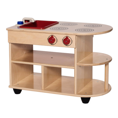Steffy Wood Products Toddler Kitchen