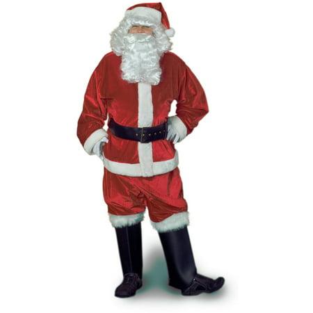 Sunnywood Velvet Santa Adult Costume